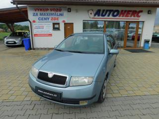 Škoda Fabia Kombi 1.9 TDi kombi
