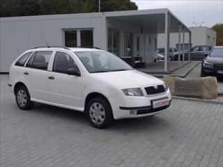 Škoda Fabia 1,4 16V,55kW,ČR,SERVIS kombi benzin