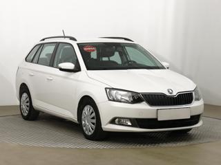 Škoda Fabia 1.4 TDI 66kW kombi nafta