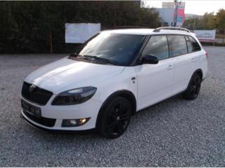 Škoda Fabia 1.2 TSI Monte Carlo kombi benzin