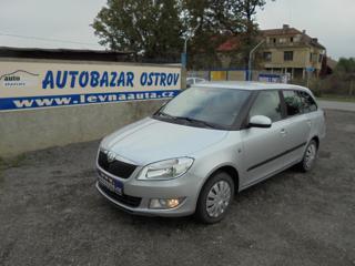Škoda Fabia 1.4 63kW Ambition Combi kombi