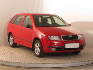 Škoda Fabia 1.2 12V 47kW kombi benzin