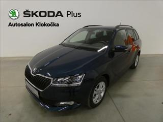 Škoda Fabia 1,0 TSI StylePlus Combi kombi benzin