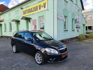 Škoda Fabia 1,2 kombi benzin