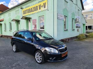 Škoda Fabia 1.2 TSI 63kW Ambition Combi kombi
