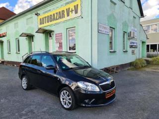 Škoda Fabia 1.2 TSI 63kW Ambition Combi kombi benzin