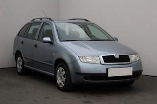 Škoda Fabia 1.2i kombi benzin
