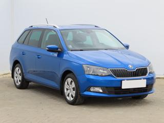 Škoda Fabia 1.2 TSI 81kW kombi benzin