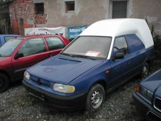Škoda Felicia Pick-Up VanPlus-Eko Placeno ! pick up