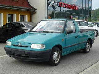 Škoda Felicia Pick-Up 1,3   LX pick up benzin