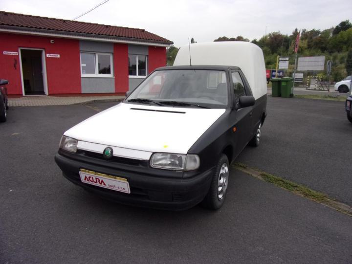 Škoda Felicia Pick-Up 1.3i  rezervováno pick up