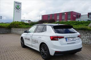 Škoda Fabia 1,0 TSI  Style hatchback benzin - 2