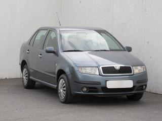 Škoda Fabia 1.4 MPi, ČR sedan benzin
