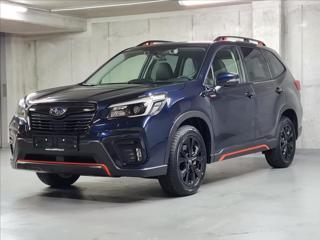 Subaru Forester 2,0 e-Boxer SPORT ES 4X4 SUV hybridní - benzin