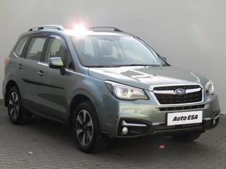 Subaru Forester 2.0i, 1.maj, Serv.kniha, ČR SUV benzin