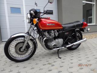 Suzuki 1978, 750 ccm, 46 kW nakedbike