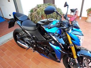 Suzuki 2018, 1000 ccm, 107 kW nakedbike