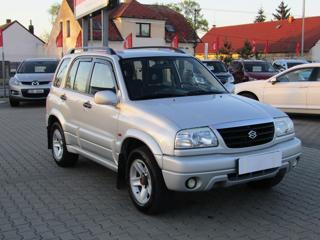 Suzuki Grand Vitara 2.0i, ČR SUV LPG + benzin