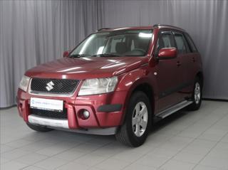 Suzuki Grand Vitara 2,0 i,CZ,4x4 SUV benzin