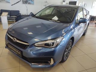Subaru Impreza 2,0 e-Boxer,EXECUTIVE,CVT,4x4 hatchback hybridní - benzin