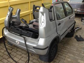 Suzuki 1.5WT 4X4 pouze díly hatchback