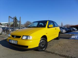 Seat Ibiza 1,4 i  EKO ZAPLACENO, PĚKNÁ hatchback benzin