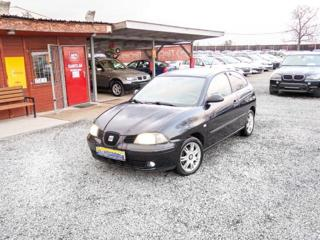 Seat Ibiza 1.4 TDi hatchback nafta