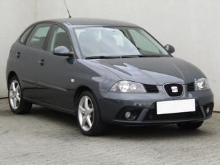 Seat Ibiza 1.4 16V, Serv.kniha hatchback benzin