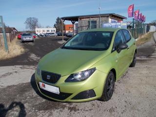 Seat Ibiza 1.2i 51 kW, Klimatizace hatchback