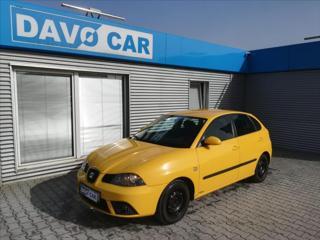 Seat Ibiza 1,2 12V 51Kw Klima CZ hatchback benzin