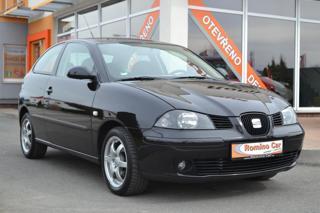 Seat Ibiza 1.9TDi Climatronic, S.kniha hatchback