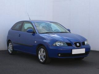 Seat Ibiza 1.4TDi hatchback nafta
