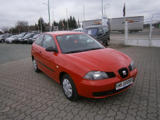 Seat Ibiza 1.2i 1.majitel,78000km hatchback