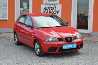 Seat Ibiza 1.2i 51kW /ČR/86.000km hatchback