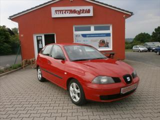 Seat Ibiza 1,2 HTP 47 kW ČR DIGIKLIMA PĚKNÉ hatchback benzin