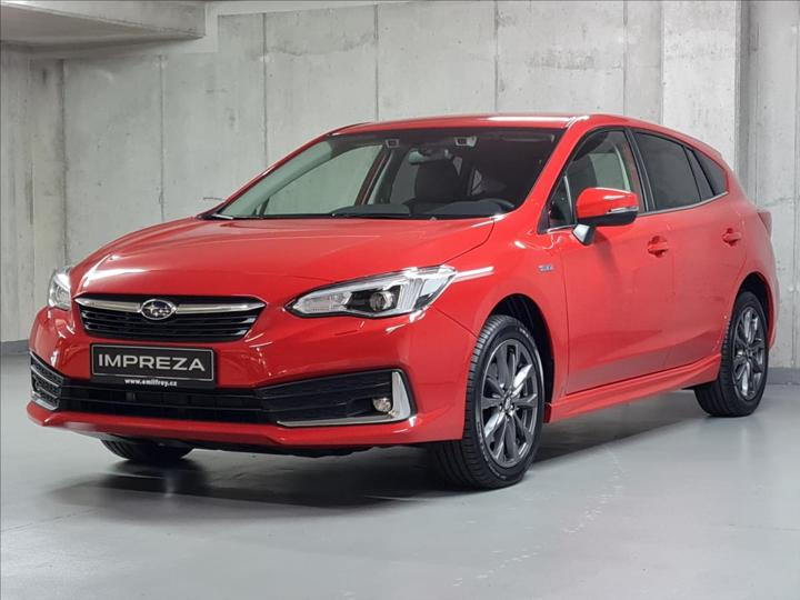 Subaru Impreza 2,0 ACTIVE e-Boxer  LINEARTRONIC hatchback hybridní - benzin