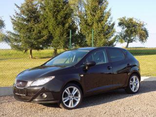 Seat Ibiza 1.6 i SPORT, serviska hatchback