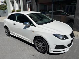 Seat Ibiza 1,2i klima, serv.kn, ,nový motor hatchback
