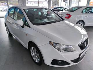 Seat Ibiza 1,4   SERVISNÍ KNÍŽKA hatchback benzin