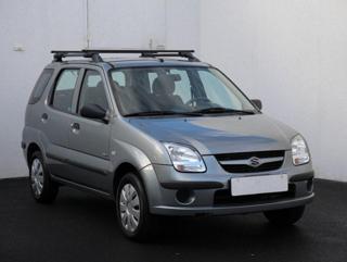 Suzuki Ignis 1.3i, ČR hatchback benzin
