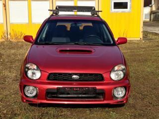 Subaru Impreza 2.0 Turbo kombi benzin