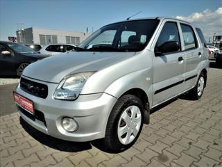 Subaru Justy 1,3 G3X 68kW 4x4* KLIMA* TAŽNÉ* kombi benzin