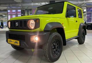 Suzuki Jimny 1,5 VVT 4AT GLX 4WD kombi benzin
