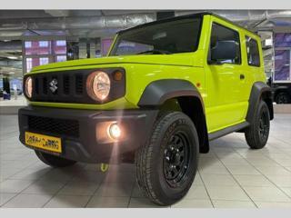 Suzuki Jimny 1.5 VVT AT GLX kombi benzin