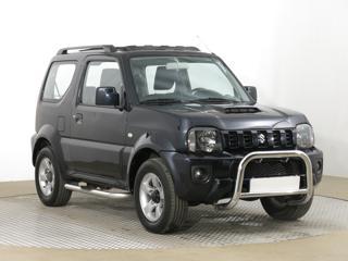 Suzuki Jimny 1.3 16V 63kW terénní benzin