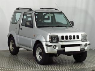 Suzuki Jimny 1.3 16V 60kW terénní benzin