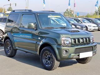 Suzuki Jimny 1.3 16V 62kW terénní benzin