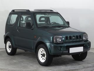 Suzuki Jimny 1.3 16V 59kW terénní benzin