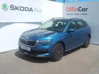 Škoda Kamiq 1,5 TSI 110 kW 7DSG Style CUV benzin