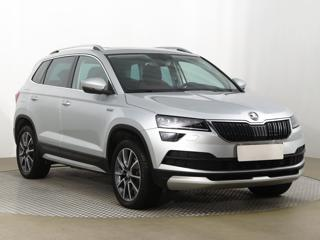Škoda Karoq 1.5 TSI 110kW SUV benzin